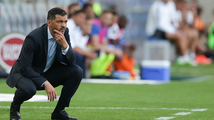 Sérgio tentou trazer médio do Nantes para o Dragão