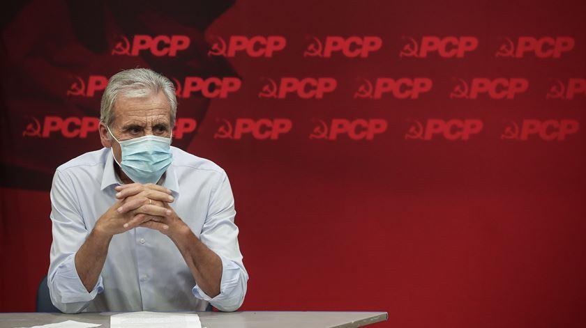 """Jerónimo de Sousa: há """"respostas"""" a dar à população que """"não podem esperar"""" pelo próximo Orçamento"""