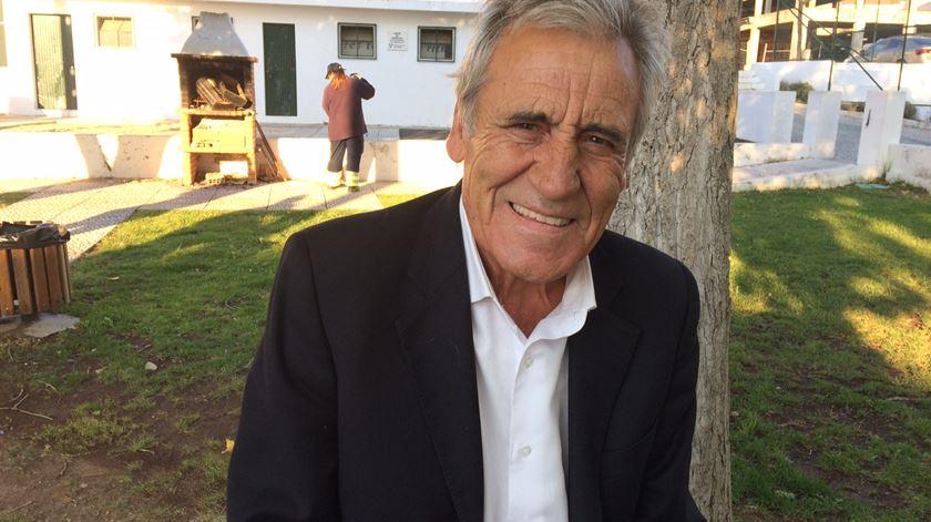 Jerónimo de Sousa entrevistado na Manhã da RR por João Cunha, autárquicas 2017 (20/09/2017)