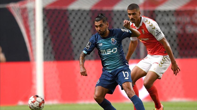 Braga recusa proposta da Roma por David Carmo