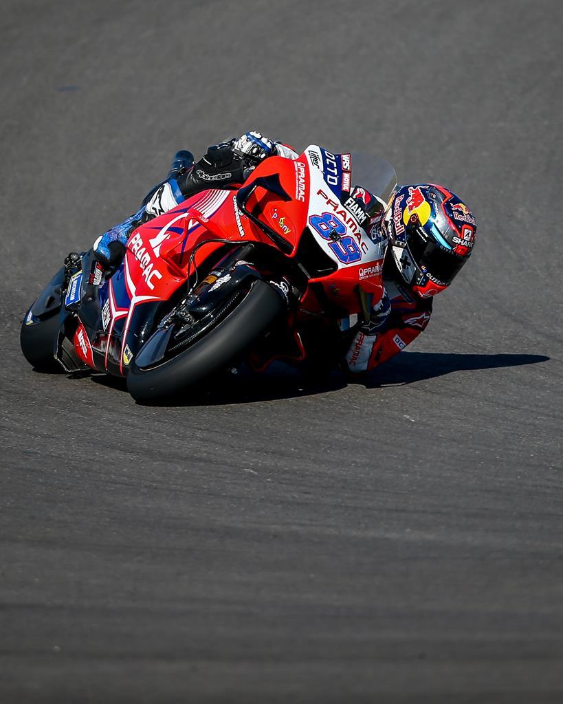 Jorge Martin, Ducati, Grande Prémio Portimão MotoGP. Foto: José Sena Goulão/Lusa