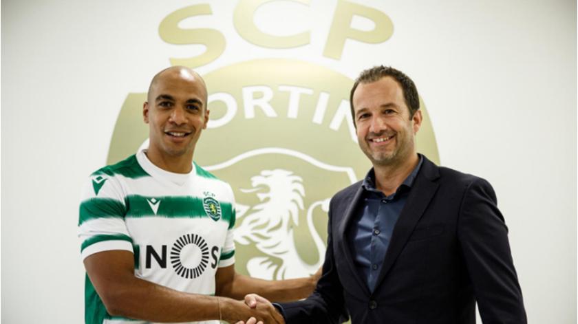 """""""João Mário tem vontade de se estrear diante do FC Porto"""""""