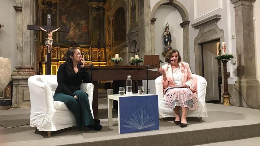 Joana Carneiro no ciclo de conversas 'E Deus Nisso Tudo' - 23/05/2019