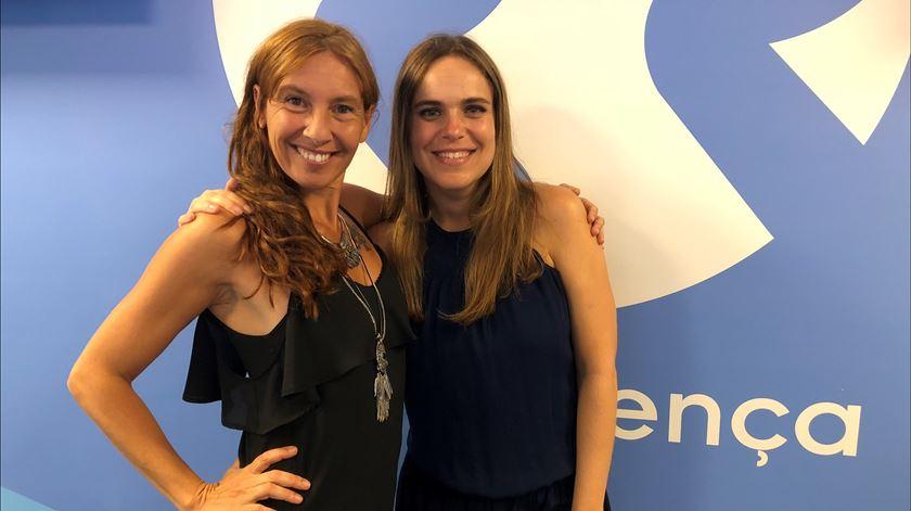 Joana Espadinha tem disco novo e cantou na Tarde da Renascença