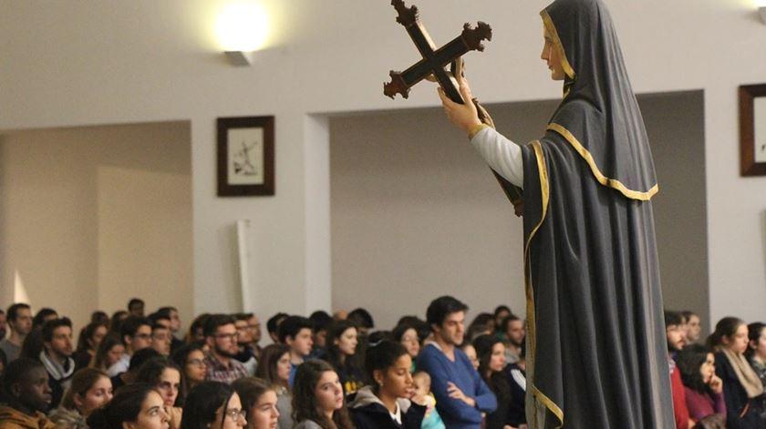 Santa Joana Princesa. Foto: DR