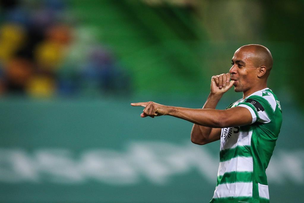 História de João Mário no Sporting pode continuar. Foto: Mário Cruz/Lusa