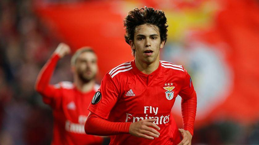 Benfica nega negociações para a transferência de João Félix