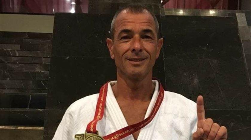 Campeão do mundo de judo é português e luta pelo Europeu