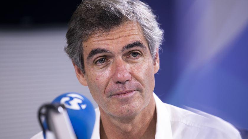 """Noronha Lopes: """"Não acredito que Luís Filipe Vieira queira ficar só mais quatro anos no Benfica"""""""