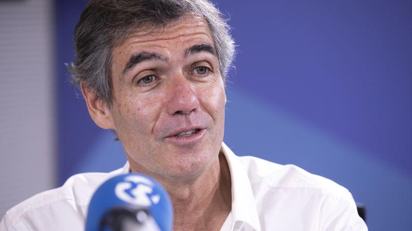 "Jorge Jesus ""deve abster-se de apoiar qualquer candidato"", defende Noronha Lopes"