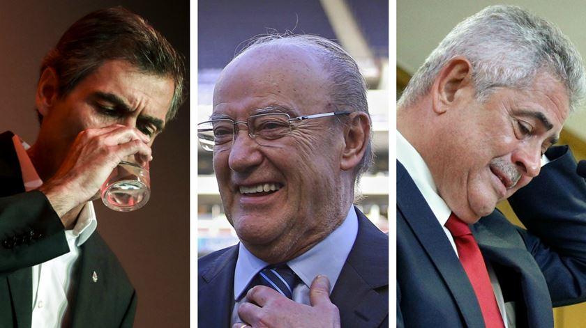 "Pinto da Costa e as eleições do Benfica. Só vota Noronha Lopes ""quem pensa que vai ter desconto no McDonald"