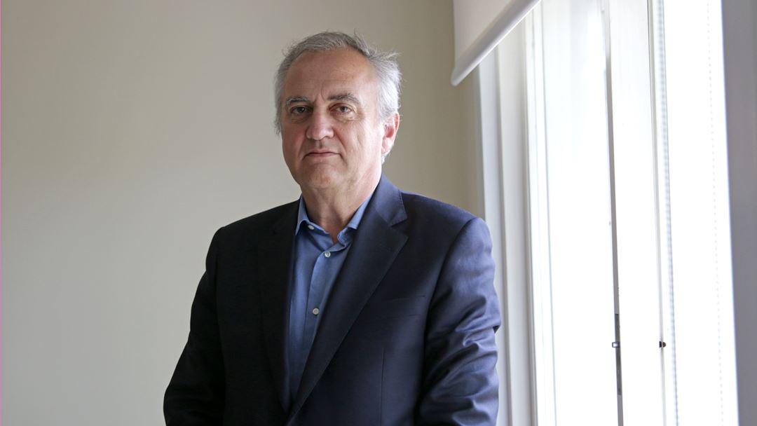 João Pacheco Amorim, professor de Direito. Foto: Inês Rocha/ Renascença.