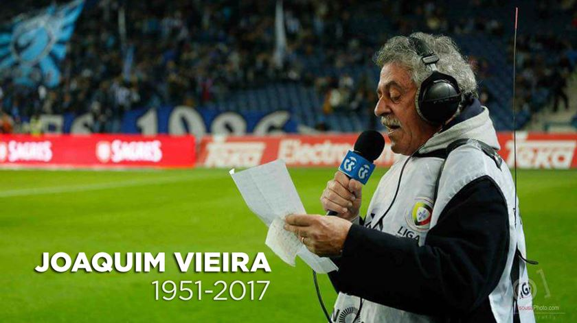 Morreu o jornalista Joaquim Vieira