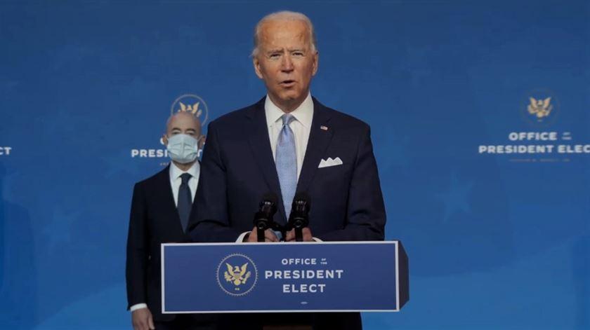 Foto: Gabinete do Presidente eleito/EPA