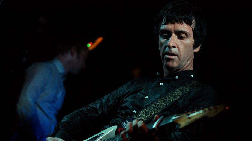 Johnny Marr, o guitarrista que fundou os The Smiths. Foto: Flickr