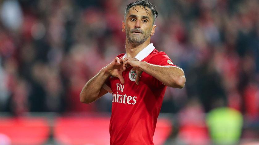 Jonas elege golos mais importantes pelo Benfica