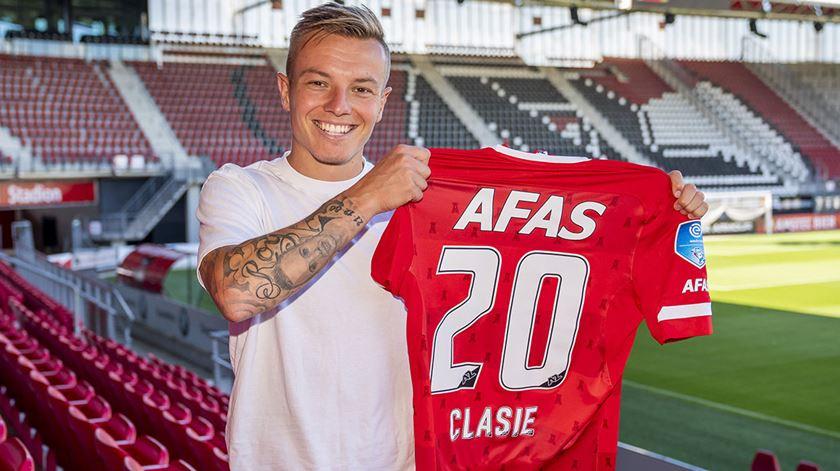 Clasie deixa o Southampton e ruma ao AZ Alkmaar