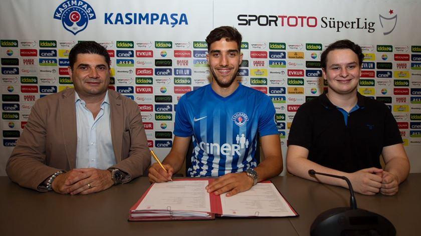 FC Porto empresta Jorge Fernandes ao Kasimpasa