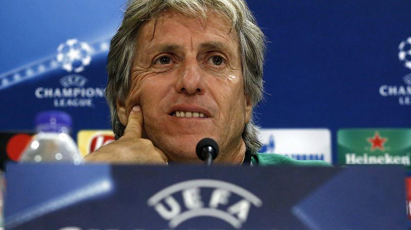 """Jesus vê """"qualidade e confiança"""" para subtrair pontos ao Barcelona"""