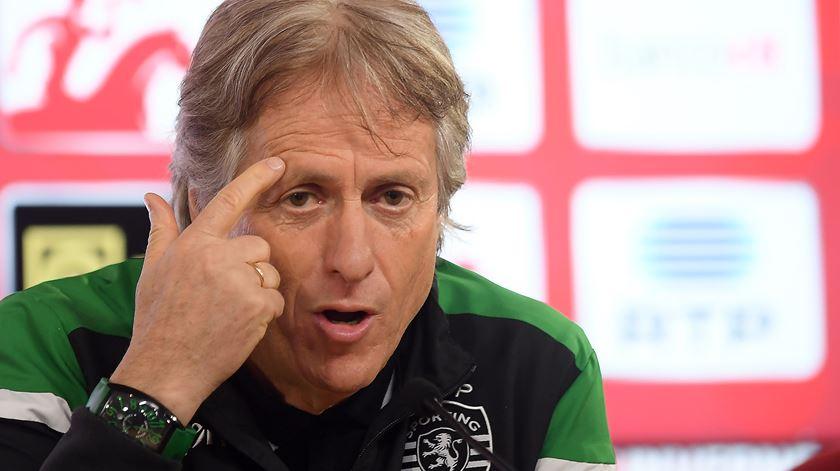 Jesus confirma acordo com o Benfica