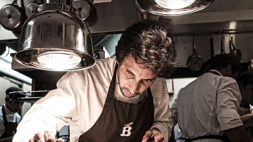 """José Avillez é o único português na lista dos 100 melhores """"chefs"""" do mundo"""