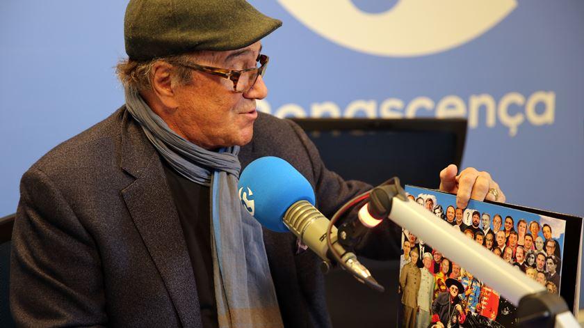 José Cid no Open Day da Rádio na Renascença