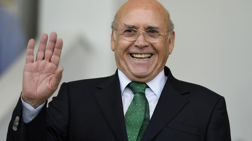 """Sporting. """"Missão cumprida"""", diz Sousa Cintra"""