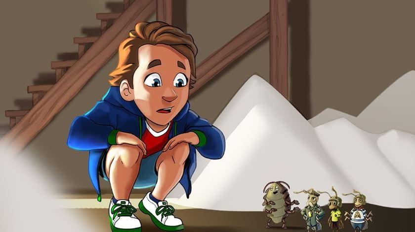 Ilustração: Tiago Colaço e Pedro Marques