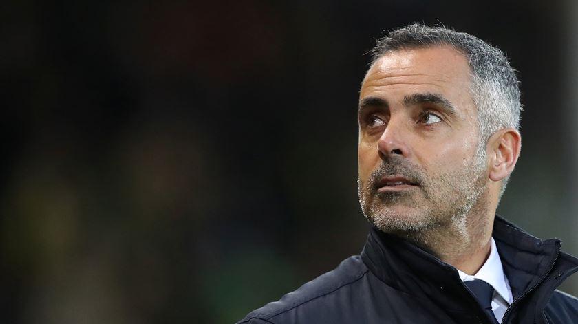"""José Gomes ficou """"ofendido"""" com suposições do FC Porto"""