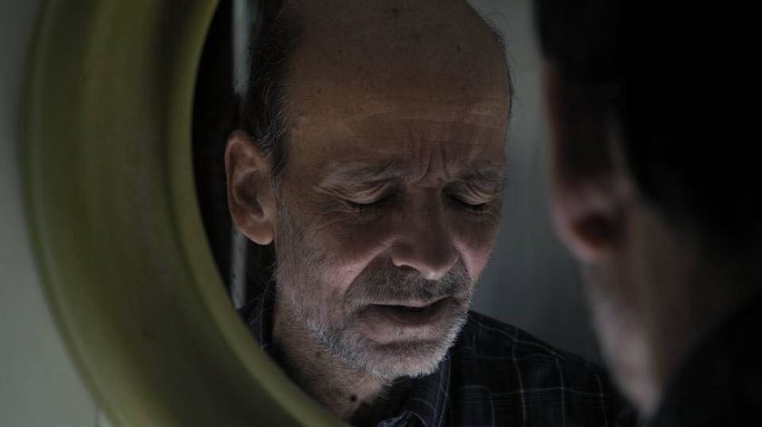 Ator José Lopes encontrado morto na tenda onde vivia