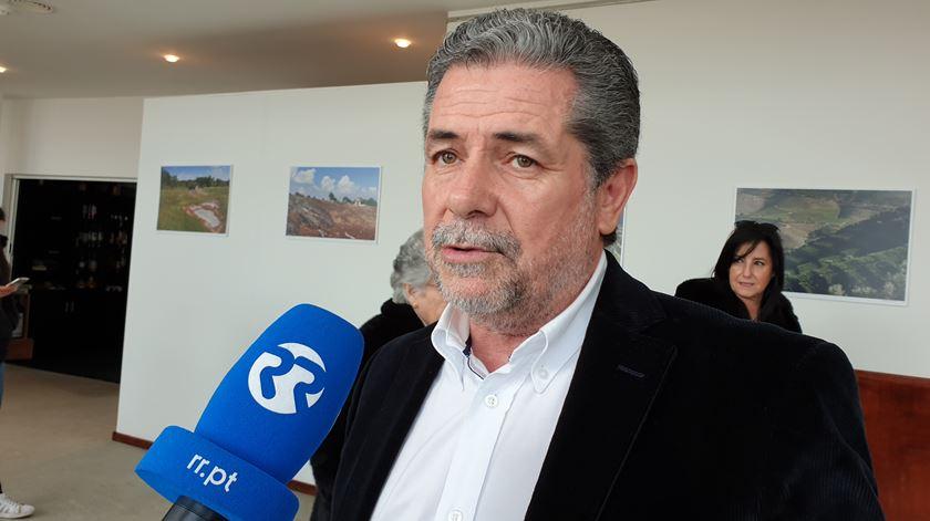 José Marques, presidente da Estrutura de Missão para os 500 anos da viagem de circum-navegação comandada por Fernão Magalhães. Foto: Olímpia Mairos/RR