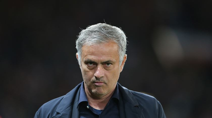 Fim da linha para Mourinho? Foto: EPA
