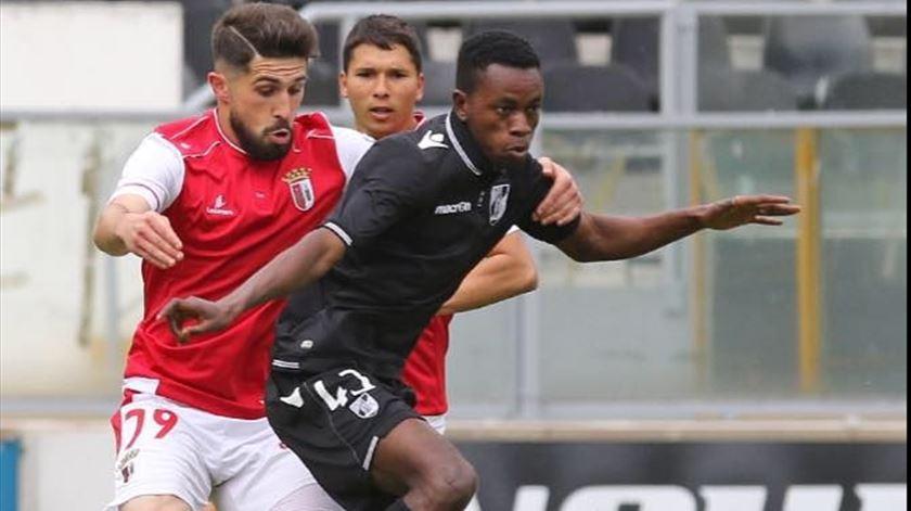 """Joseph """"contente por ter agarrado a oportunidade"""" no Vitória de Guimarães"""