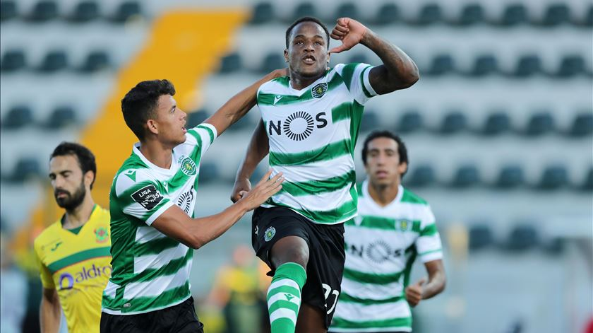 """André Martins: """"Sporting não está morto e a formação não está estagnada"""""""