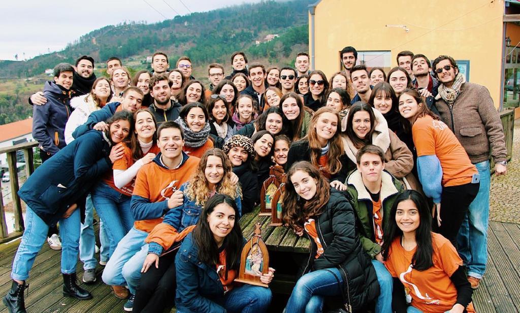 Missão País é um dos fenomenos que atrai jovens. Foto: Facebook