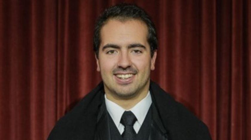 João Pedro Videira, presidente da Federação Académica do Porto (FAP). Foto: FAP