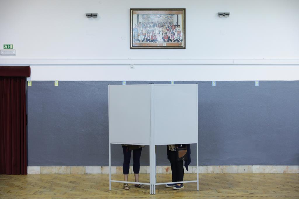 Quase 53 mil eleitores inscreveram-se para votar antecipadamente. Foto: José Sena Goulão/Lusa