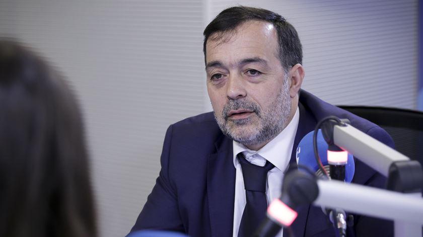 Juiz António Costa Gomes, um dos três mentores do Sistema Integrado de Informação Processual. Foto: Inês Rocha/RR
