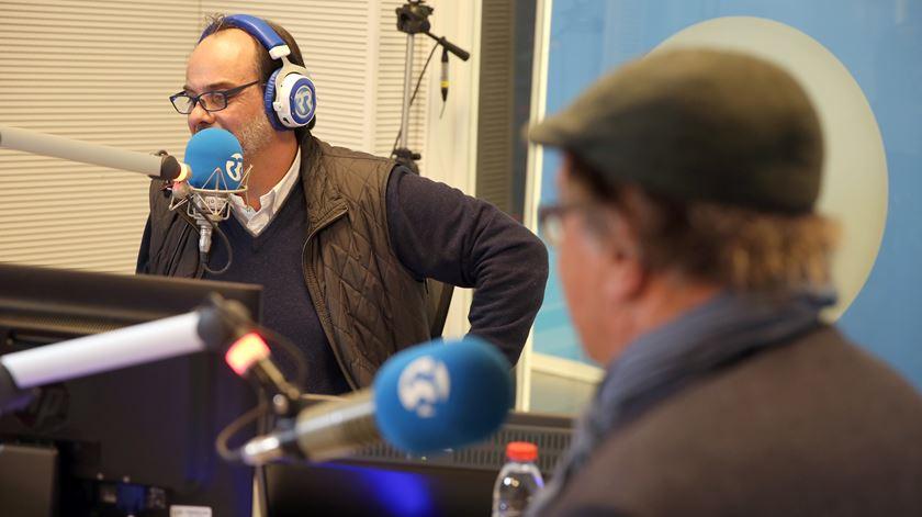 Júlio Heitor entrevista José Cid