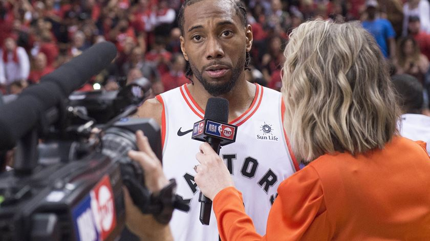 Raptors entram na luta pelo título Este da NBA