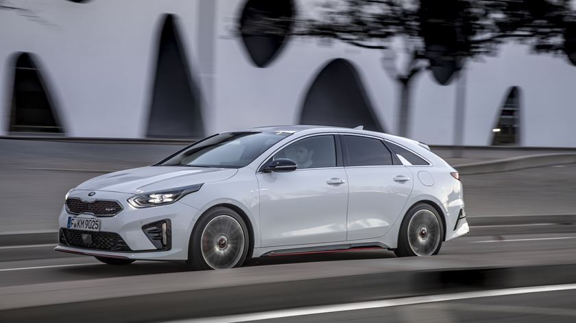 Kia Proceed – A shooting-brake coreana