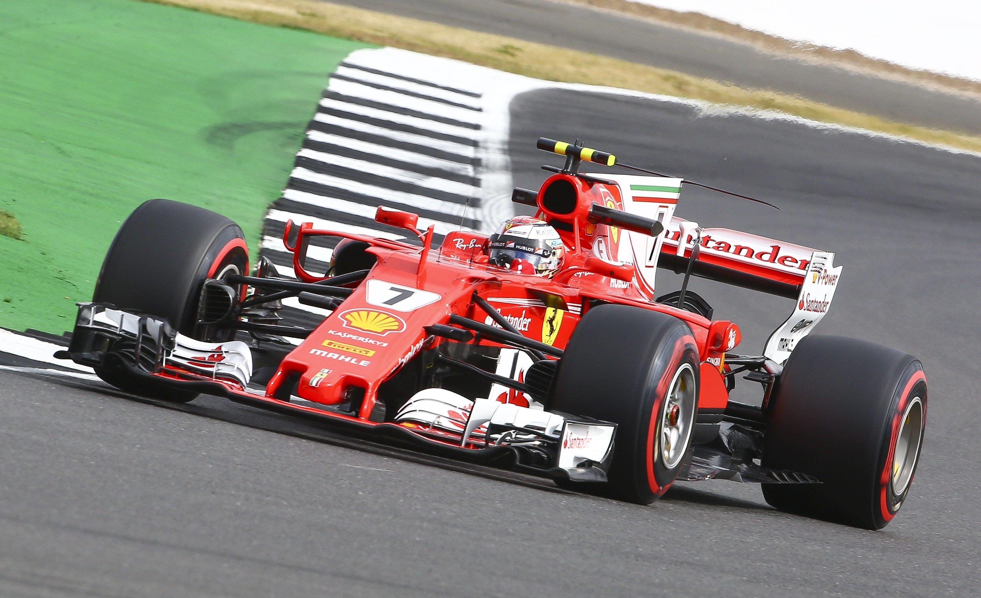 Ferrari confirma permanência de Raikkonen para a temporada de 2018