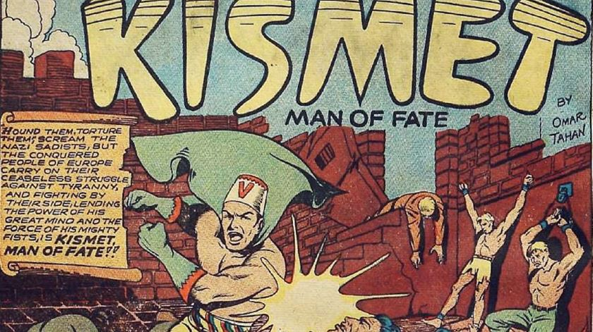 Kismet, na sua versão original, de 1944