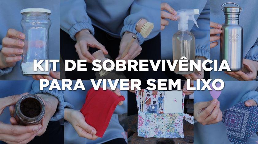Nove coisas essenciais para conseguir viver sem fazer lixo