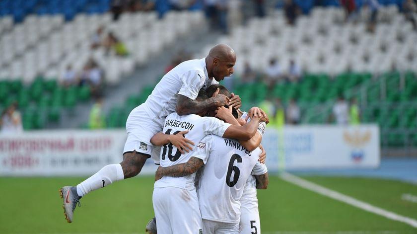 Krasnodar, um adversário já em alta rodagem e atento ao futebol português