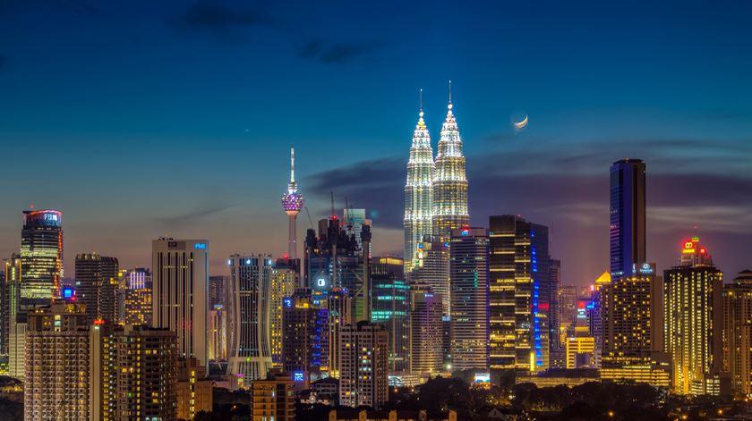 A capital da Malásia espera receber 13,4 milhões de visitantes em 2018. Foto: Wikipédia