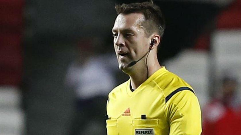Já há árbitro para o jogo do FC Porto na Champions