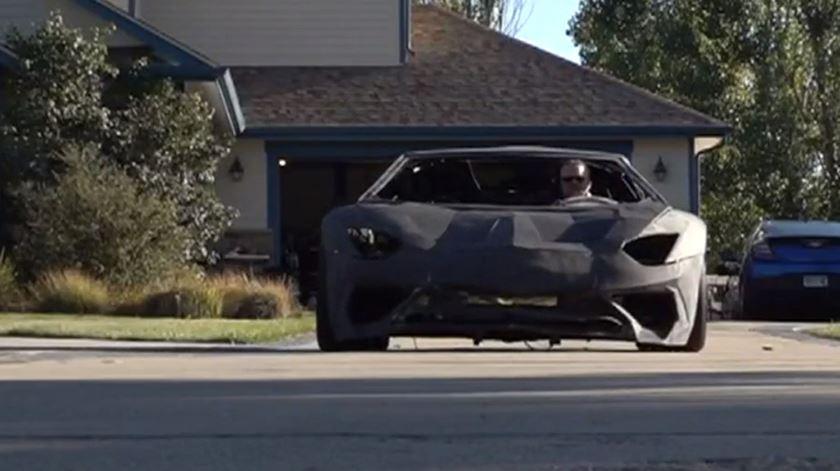E se lhe dissermos que pode imprimir um Lamborghini?