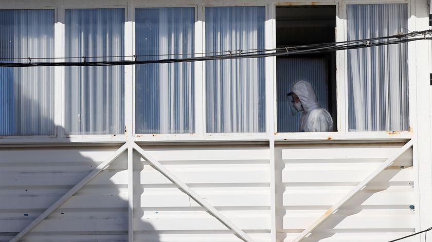 Covid-19: Governo manda investigar surto em lar de Reguengos