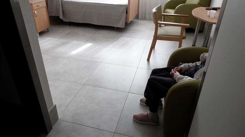 Covid-19: Um morto no lar de idosos de Salto em Montalegre